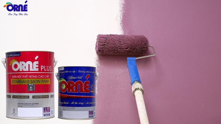 sơn orne lợi tường